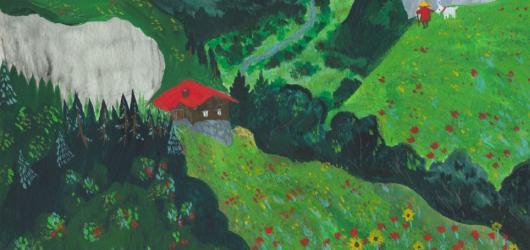 Divadlo Kampa uvede pohádkový příběh o malém děvčátku Heidi