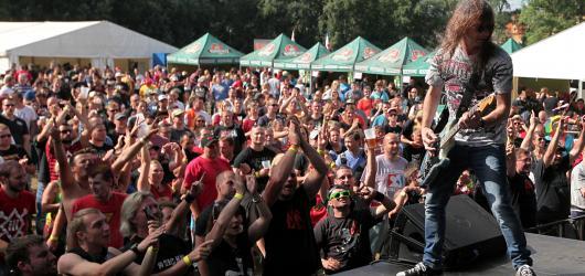 SOUTĚŽ: Vyhrajte vstupenky na hudební festival Barvy léta v Poděbradech