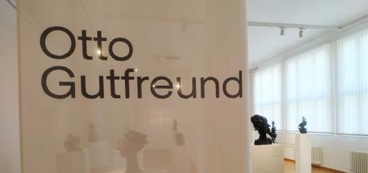 Konfrontace osobitých tvůrčích poloh Otto Gutfreunda