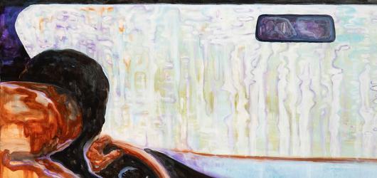 Menší výstavy v adventní Praze: švédský design, obrazy inspirované Twin Peaks i vzpomínky na samet