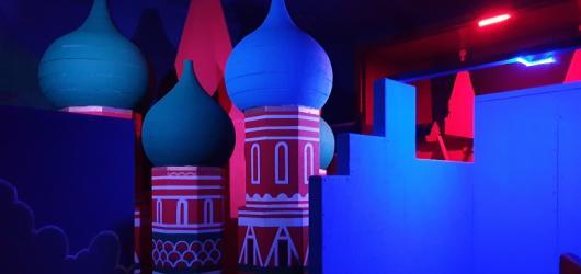 SOUTĚŽ: Vyhrajte voucher na novou laser game v Hamleys v centru Prahy