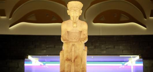 Tutanchamon očima i ušima. Národní muzeum přibližuje život a dobu nejslavnějšího faraona