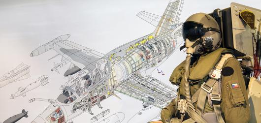 Výrobce letadel Aero Vodochody slaví 100. narozeniny výstavou v Národním technickém muzeu