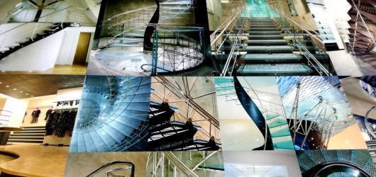 V pražském DOXu se otevřela výstava přední světové architektky Evy Jiřičné
