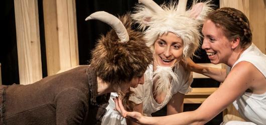 Divadlo Kampa vstupuje do své desáté sezóny. Chystá CD pro děti i kabaret
