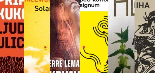 6 lednových knižních novinek, které by vám neměly uniknout