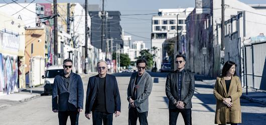 New Order na podzim poprvé vystoupí v Praze