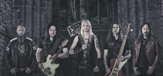 Hammerfall vyrazí na turné. Novou desku představí i v Praze