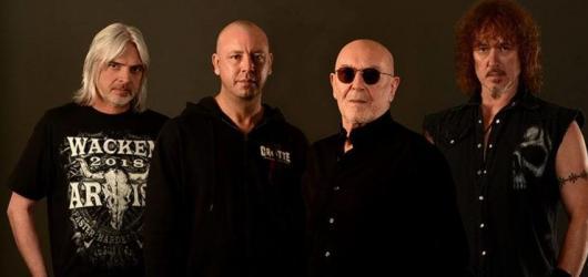 Skotská kapela Nazareth představí nejnovější album na třech koncertech v Česku