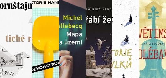 6 dubnových knižních novinek, které by vám neměly uniknout