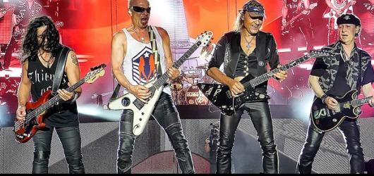Best of Scorpions: legendární německá skupina slaví 50 let