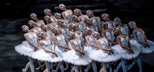 Labutí jezero Národního divadla je klasickou výpravnou podívanou se skvělými tanečními výkony