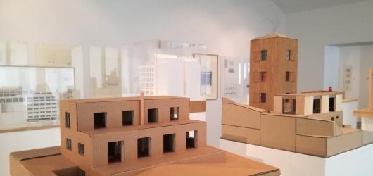 Museum Kampa představuje dílo přední české architektky Aleny Šrámkové