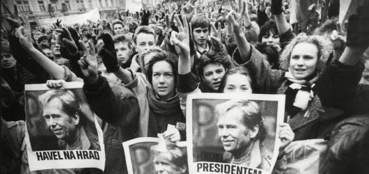 Cestu ke svobodě v roce 1989 přibližuje Muzeum hlavního města Prahy