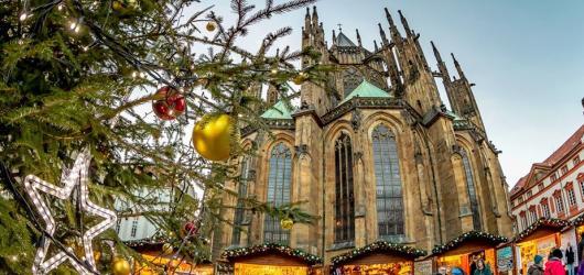 Kam na vánoční trhy v Praze? Tipy na místa s tou nejlepší vánoční atmosférou