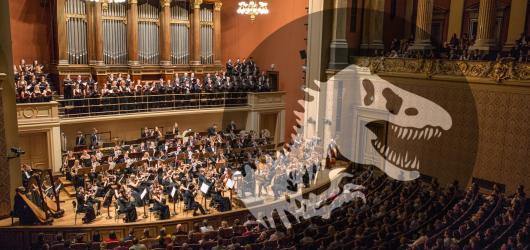 Klasik filmového soundtracku očaroval Rudolfinum. FILMharmonie excelovala s melodiemi Johna Williamse