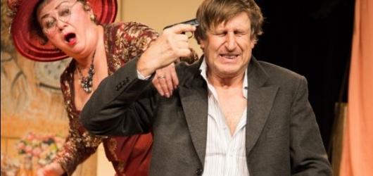 SOUTĚŽ: Vyhrajte vstupenky na krimi komedii Rukojmí bez rizika v Ostravě