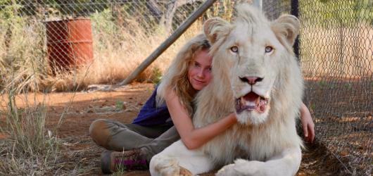 Snímek Mia a bílý lev dojme, pobaví a ukáže nám, že i zvíře může být důležitým aspektem v našem životě