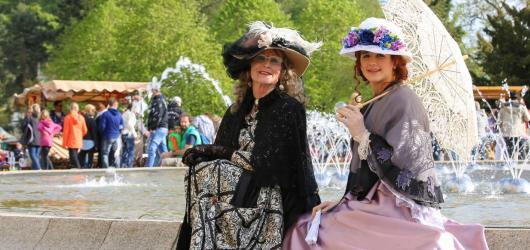 České lázně oslavují zahájení nové sezóny a chystají bohatý kulturní program