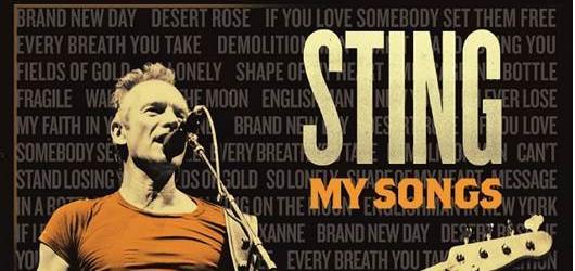 Osobní příběh v nejoslavovanějších hitech. Sting vydává kompilační desku My Songs