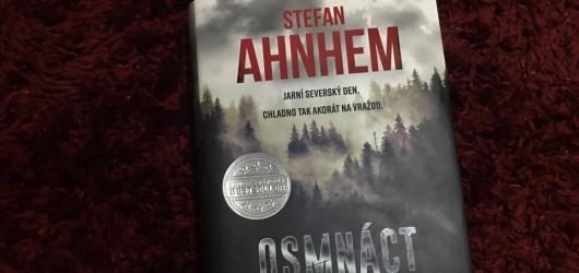 Osmnáct pod nulou: Název nového thrilleru Stefana Ahnhema je předzvěstí mrazivého děje