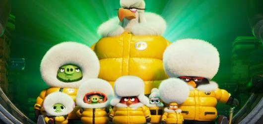 Angry Birds ve filmu 2 přináší povedené hudební gagy, skvělou animaci a sílu spolupráce