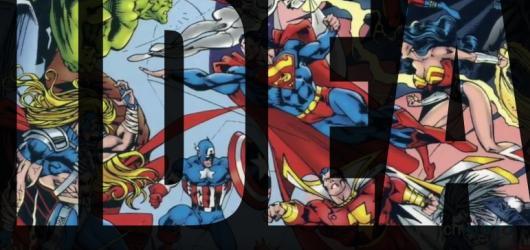 #IDEA: Mistrovství světa v komiksovém boxu. Nováček Aquaman málem knockautoval zkušeného Black Panthera