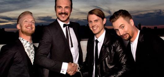 Královská energie zpět v Lucerně: Royal Republic přivezou v prosinci show k chystané desce