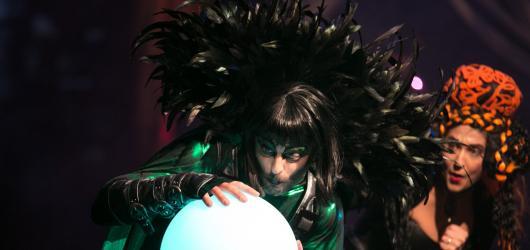 Královna Kapeska bude nově vládnout Hudebnímu divadlu Karlín