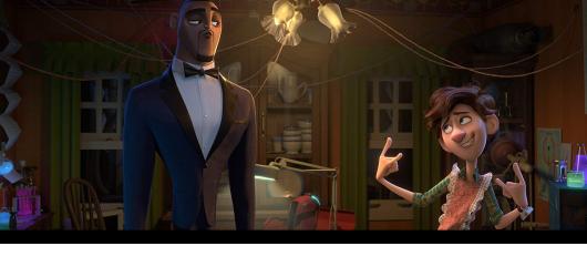Špióni v převleku je bláznivá akční jízda nadupaná dospěláckým humorem, bojem dobra proti zlu, ale také zbytečnou neoriginalitou