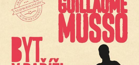 Guillaume Musso znovu dokazuje své autorské kvality románem Byt v Paříži