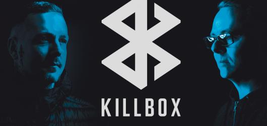 Ikonické duo neurofunku vystoupí se svým temným projektem Killbox v pražském Roxy