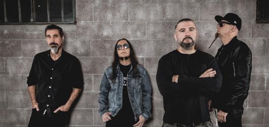 System Of A Down vystoupí po třech letech opět v České republice