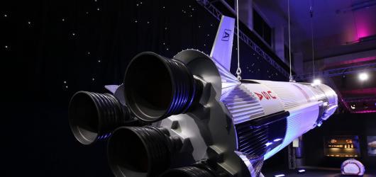 Vzhůru do vesmíru s NASA. V Praze se po Vánocích otevře výstava Cosmos Discovery