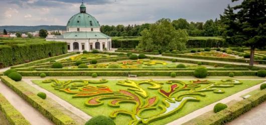 Víkend otevřených zahrad láká na prohlídky přírodního bohatství hradů, zámků i klášterů