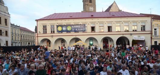 Začíná Slavonice Fest. V premiéře uvede dokument Sarkofág pro královnu