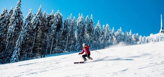 Kam na lyže v Jizerských horách a na Ještědsko-kozákovském hřbetu