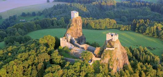 Letní hrady a zámky: nejlepší programy na severu Čech