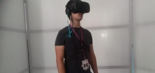 Devátý den LFŠ: výlet do džungle i opuštěné vily nabídla vyladěná sekce virtuální reality