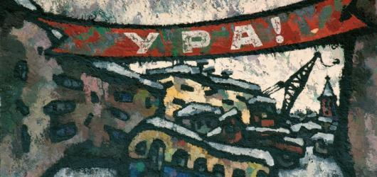 Russia.Timeless. Formou i tématy pestrá výstava v DOXu