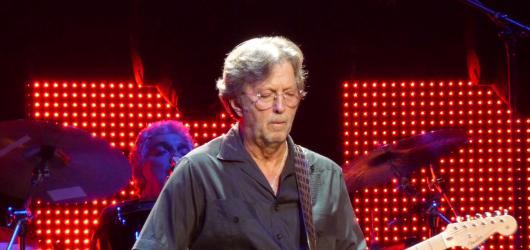 Eric Clapton přiveze v květnu potřetí svou vynikající hru na kytaru i hity do Prahy
