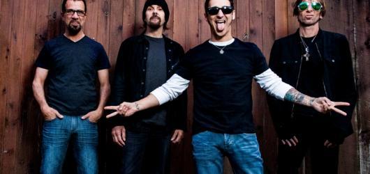 Americká kapela Godsmack chystá českou koncertní premiéru