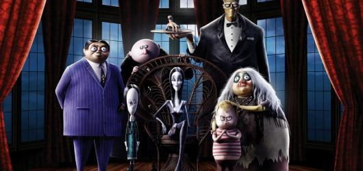 Addamsova rodina: vtipný remake kultovního filmu z 90. let pro dětské diváky