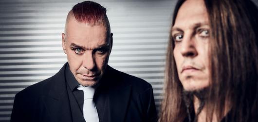 Till Lindemann z kapely Rammstein doveze do Prahy svůj další projekt