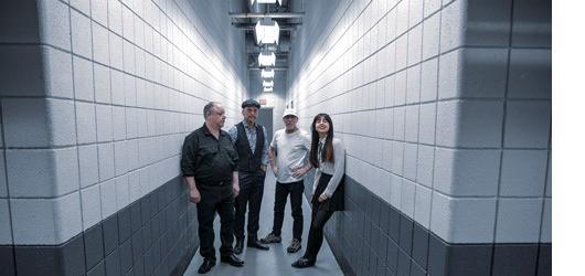 Where Is My Mind v říjnu v Praze: Pixies se vrátí s novým albem a evropským turné