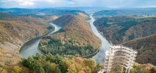 Vzhůru do oblak: Tentokrát německými stezkami v korunách stromů