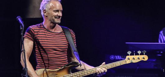 Po zrušeném koncertě se Sting vrátí do Slavkova u Brna, fanoušky čeká dynamická show