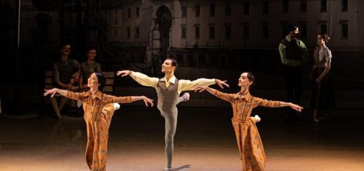 Balet Giselle Moravského divadla Olomouc zaujme nejen brilantním tancem