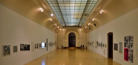 Grafika roku 2018: to nejlepší z české i zahraniční grafiky a výherce Ceny Vladimíra Boudníka
