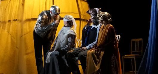 SOUTĚŽ: Vyhrajte vstupenky na představení o Julesu Verneovi v Divadle Gong